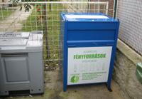 Hulladékgyűjtő udvar - veszélyes hulladékok